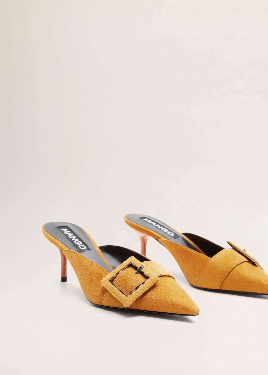 mango tokali deri ayakkabi
