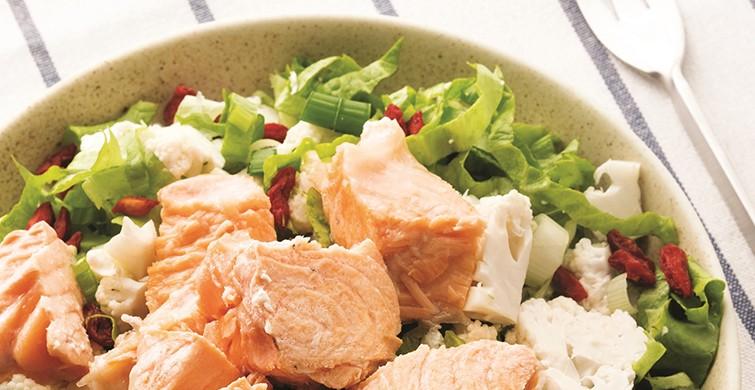 somonlu salata