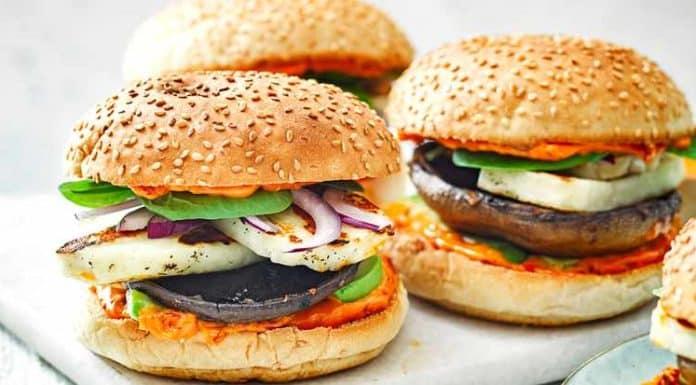 ev yapimi burger