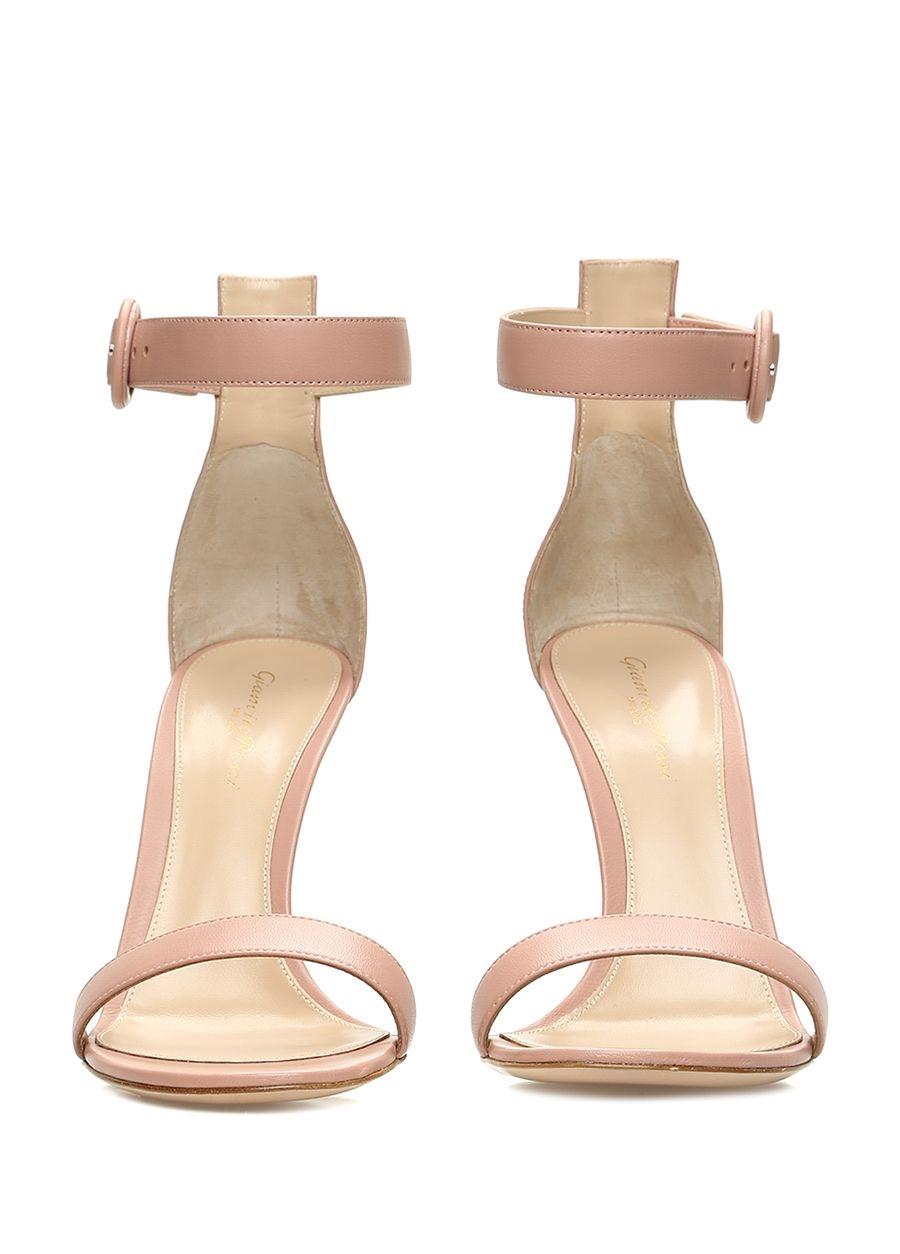gianvito rossi, pudra sandalet
