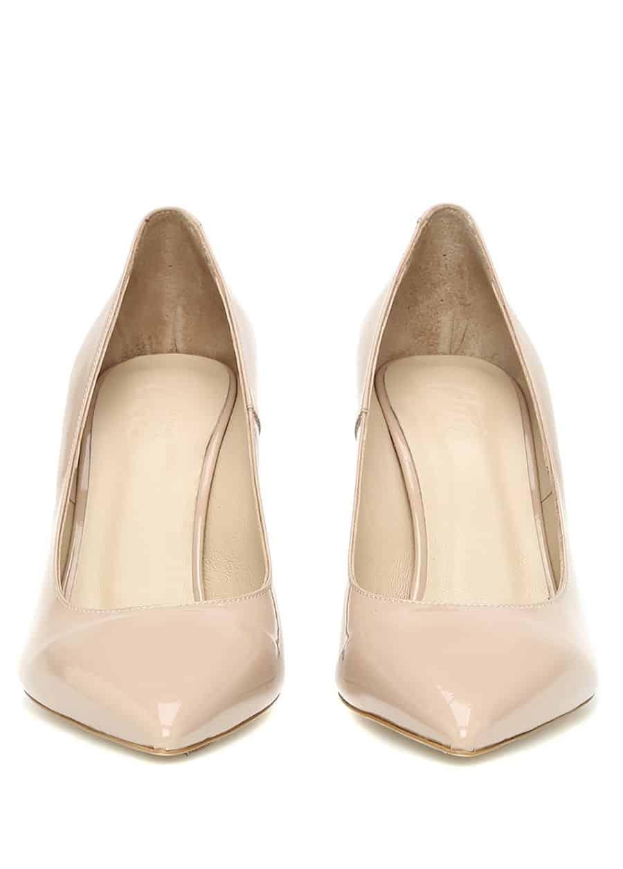 beymen club, pudra topuklu ayakkabı
