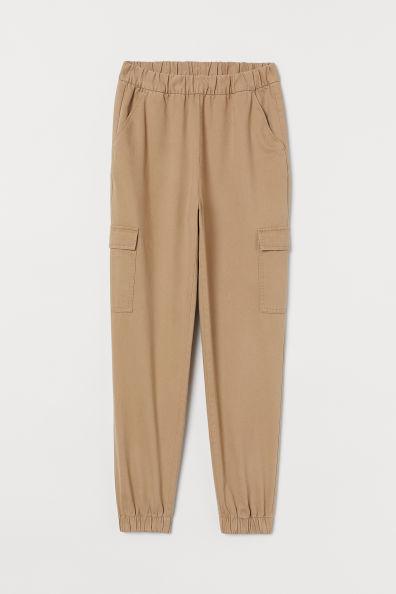 h&m kargo pantolon