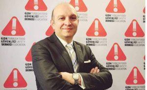 Gıda Güvenliği Derneği Başkanı Samim Saner