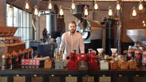 Kahve Dünyası Genel Müdürü Kaan Altınkılıç